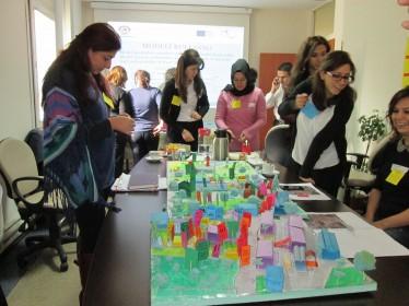 PFR workshop in Denizli, Turkey