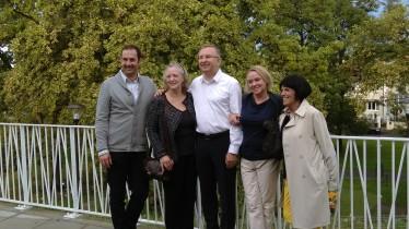Leonardo project partners from the UK, France, Italy, Poland and Turkey