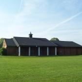 The pavilion at Pages Park